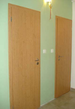 Rekonstrukce dveří